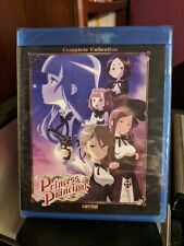 (Blu-ray) PRINCESS PRINCIPAL (2018) Complete Series