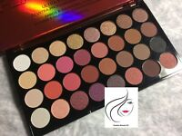 *NEW* MakeUp Revolution Ultra 32 Flawless 4 Eyeshadow Palette