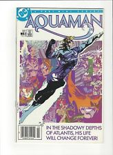 Aquaman 1 (1986) NM! Scarce Canadian Price Variant! Jason Momoa Movie Coming!