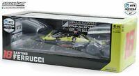 GreenLight 1:18 2020 NTT IndyCar #18 Santino Ferrucci / Dale Coyne Racing 11078