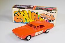 1971 DODGE Challenger R/T HT Promo MPC Hemi Orange RARE Bob Hope Show Edition