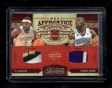 Ty Lawson Timeless Treasures NBA APPRENTICE Rookie Combos DUAL Patch #3/10! 1/1?
