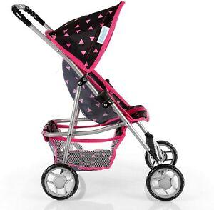 Baby Doll Pram Doll Stroller, Baby Doll Pram Kids Toy Pram, Modern Pushchair