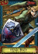 Legend of Zelda The 2016 Enterplay Trading Card 46 Hylian Shield Link Twilight P