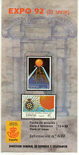 España Expo 92 Sevilla año 1988 (CV-16)