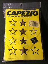 Capezio Children's Nylon Tights 3C Sun MS Ballet Makers Seamless Ballet Makers