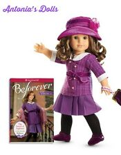AMERICAN GIRL DOLL REBECCA BEFOREVER DOLL WITH ACCESSORIES Purse And Hat