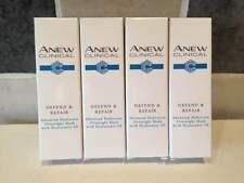 AVON ANEW DEFEND & REPAIR ADVANCED HYDRA RECOVERY OVERNIGHT MASK 4 x TRIAL SIZE