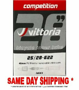 1TA00008 VITTORIA Competition Latex MTB 26x1.70//2.30 Bicycle Inner Tube