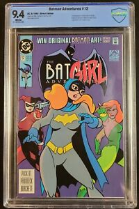 Batman Adventures #12 CBCS 9.4 White 1st Appearance Harley Quinn DC 1993