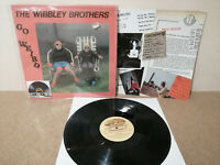 A** THE WIBBLEY BROTHERS - GO WEIRD Record store day 2015 VINYL ALBUM 481 of 500