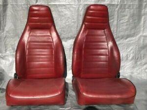 Porsche 911 / 930 /912 front and rear seats Set