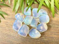 1/2 lb Opalite Tumbled Stones Crystal Therapy Gemstone Specimen Reiki Chakra