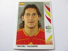 Sticker PANINI Fifa World Cup GERMANY 2006 N°537 Spain Espagne Michel Salgado