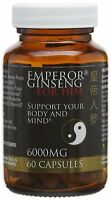Lifeplan 6000 mg Emperor Ginseng for Him Capsules - Pack of 60