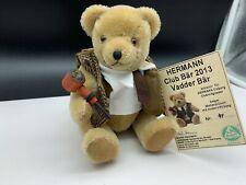 Hermann Teddy Bär 20 cm. Limitierte Auflage. Top Zustand