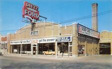 Chicago IL Lee Dietz Ford Automobile Car Dealer~~A1 Used Cars~FOMOCO Parts 1950s
