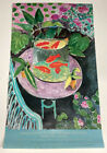 Goldfish Henri Matisse Vintage Original 1986 National Gallery of Art Poster