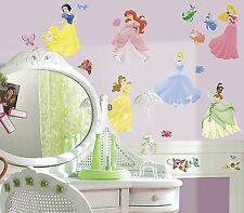 Roommates - Disney Princess - Princess Decals Stickers Kids Youth Decor 67964