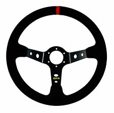 Dragonfire Racing Sport Suede Steering Wheel RZR Commander Maverick YXZ1000