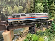 "New ListingKato N scale ""Weathered"" Amtrak Phase Ii Sdp40F #529 w/Dcc"