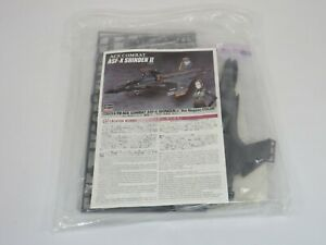 Hasegawa 64702 Ace Combat ASF-X Shiden II Kei Nagase Color 1/72 Kit - USA Seller