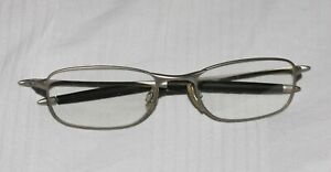 Oakley 131 light 11 819 sunglasses metal chrome silver