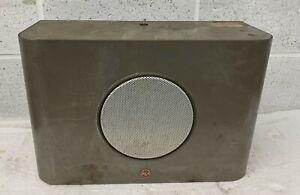 VINTAGE RCA MONITOR SPEAKER MI-9405-A [UNTESTED] VINTAGE RCA SPEAKER #2