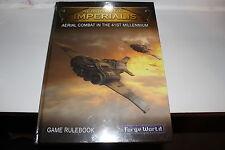 Games Workshop Aeronautica Imperialis juego normativa forgeworld nueva regla libro Fuera de imprenta