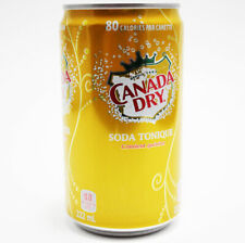 Canada Dry Tonic Soda 222 ml Mini Can NEW FREE FAST SHIPPING WORLDWIDE