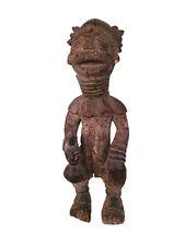 Afrika Bangwa Figur Kamerun Cameroon Stammeskunst Art Tribal