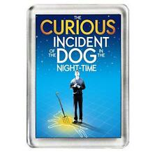The Curious Incident Of The Dog In The Night Time. The Play. Fridge Magnet.
