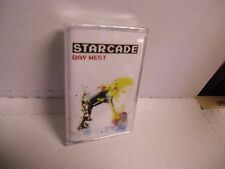 STARCADE Ray West (Cassette Tape) NEW Sealed GREEN CASE Cassette Store Day 2015