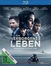 EIN VERBORGENES LEBEN-THE SECRET SCRIPTURE-Rooney Mara,Aidan Turner BLU-RAY NEU