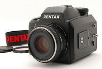 【TOP MINT】Pentax 645n SMC FA 75mm f/2.8 Lens Film Camera Medium Format JAPAN