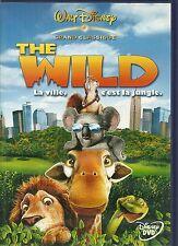 DVD - WALT DISNEY : THE WILD / COMME NEUF