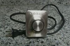 CUISINART HEAT CONTROL POWER CORD FOR ELECTRIC SKILLET/GRIDDLE MODEL TP-EGP-18
