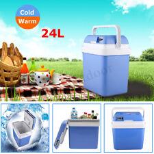 12V 24L Portable Car Truck Electric Refrigerator Cooler Warmer Fridge Travel