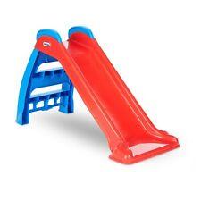 First Slide (Red/Blue) - Indoor/Outdoor Toddler Toy