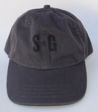 S☆G One Size Fits All Strapback 6-Panel Baseball Cap Hat