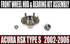 Fits:2002-2006 Acura RSX Type S Front Wheel Hub & Bearing Kit Assembly