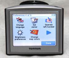 TomTom One GPS Navigation With 2018 Australia, UK, Ireland Turkey & France Maps