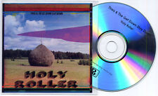 THAO & THE GET DOWN STAY DOWN Holy Roller 2012 UK 1-trk promo test CD