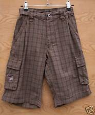 Think Pink Shorts for Men, Size XS, New, Brown