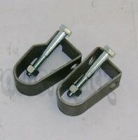 Massey Ferguson Tractor Tool Box Brackets For 35, 135, Ferguson T20  X 2