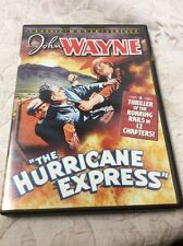 The Hurricane Express (12 Chapter Series) (DVD, 2006)