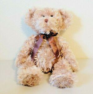 "Russ Bears From The Past RADCLIFFE Bear Stuffed Animal Plush 16"""