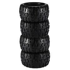 4x 1/8 RC Rock Crawler Car Tires Wheel for Louise Savage ZD Racing Parts