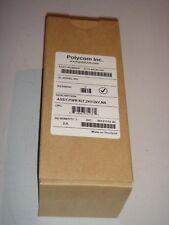 Genuine POLYCOM 24V AC Power Adapter Kit 2215-44340-001 CX500 CX600 IP phone NEW