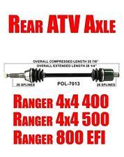 Rear Cv Shaft ATV Axle for Polaris Ranger 4x4 400 500 Ranger 500 800 Ranger EV